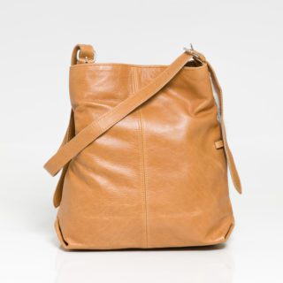 small photo of brown Springbok Fienn Hazelnut Handbag